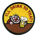 drink-to-that patch image