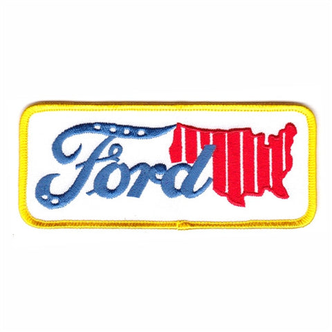 Ford Map - Patch Club