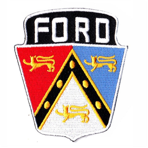 ford shield patch image