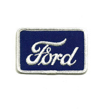 ford square - Patch Club