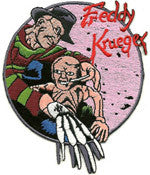 freddy krueger patch image