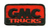 gmc trucks patch image