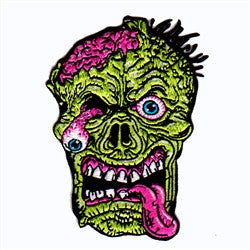 hangin eyed zombie - Patch Club