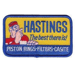 hastings 1 - Patch Club