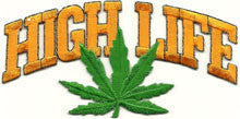 highlife gold patch image