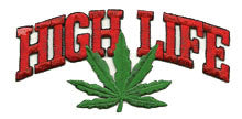 highlife red patch image