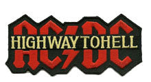highway-to-hell patch image