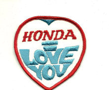 Honda - Patch Club