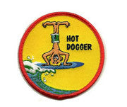 Hot Dogger patch image
