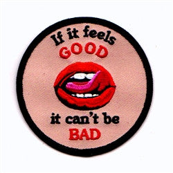 it cant be bad - Patch Club