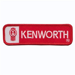 kenworth emblem patch image