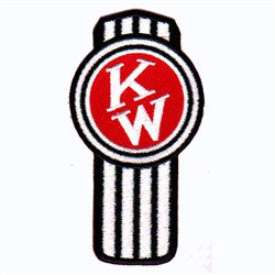 kenworth logo black and white - Patch Club