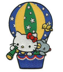 hello kitty balloon - Patch Club