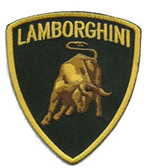 lamborghini patch image