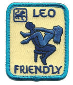 Leo Sex patch image