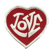 love patch image