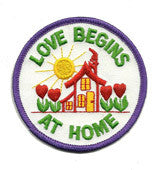 love begins - Patch Club