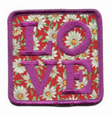 love-square patch image