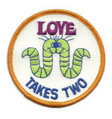 love-takes-two patch image