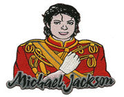 Michael patch image