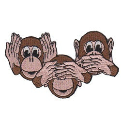monkeys patch image