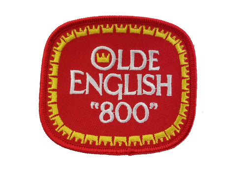 "Olde English ""800"" Patch"
