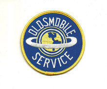 Oldsmobile patch image