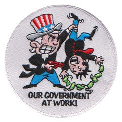 our government patch image