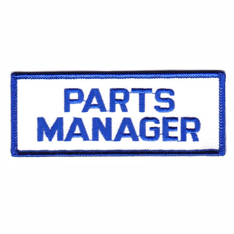 parts manager - Patch Club