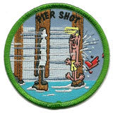 pier shot - Patch Club