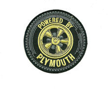 Plymouth patch image