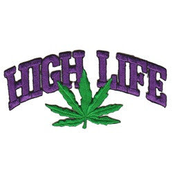 purple highlife 1 patch image