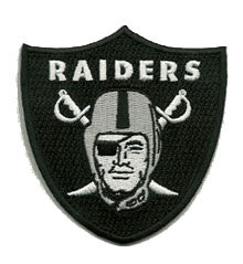 raiders - Patch Club