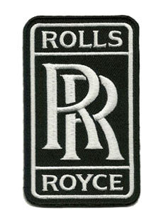 rolls-royce patch image