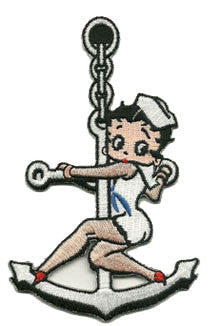 sailor betty patch image