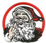 Santa Finger - Patch Club