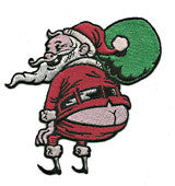 santa mooning - Patch Club