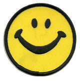 smiley patch image