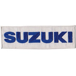 suzuki blue - Patch Club