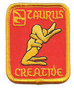 Taurus Sex patch image