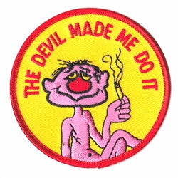 the devil made me do it - Patch Club