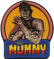 the mummy - Patch Club