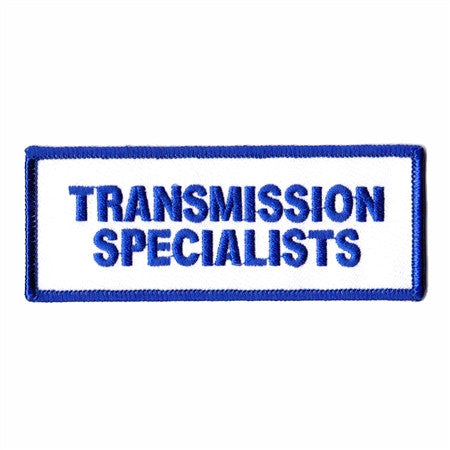 transmission specialist patch image