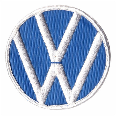 v w vintage patch image
