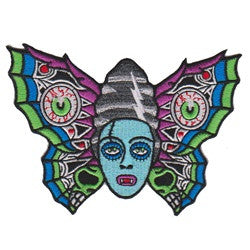 vampire butterfly patch image