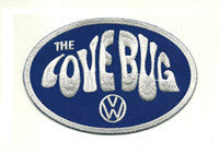vw Love Bug patch image