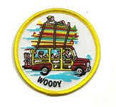 Woody - Patch Club