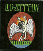 Zeppelin patch image
