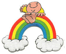 Ziggy Rainbow patch image