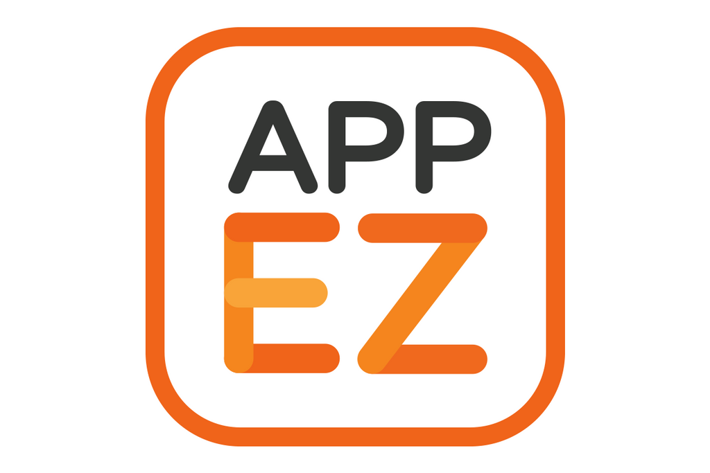 AppEZ Logo Design App Icon
